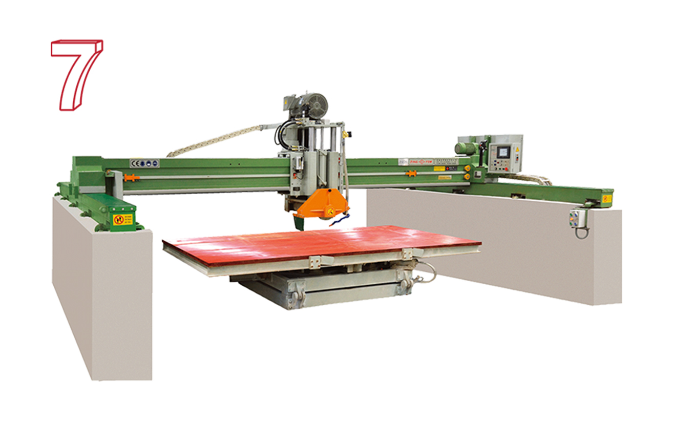 Stone Sawing Machine (General Type)