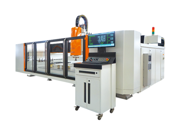 Large Work Center (133 CNC 3 Axis)