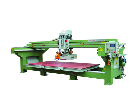 Stone Sawing Machine (Integrated Type)