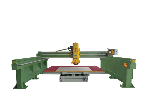 CNC Stone Sawing Machine (Steel Frame Type)