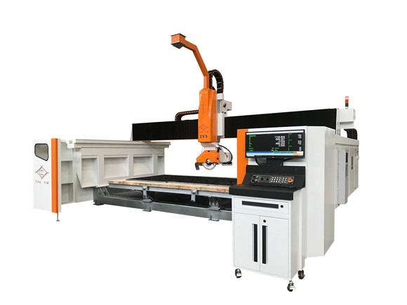 Sawing Machine (253 CNC 5 Axis)