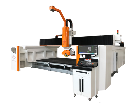 Sawing Machine (254 CNC 5 Axis)